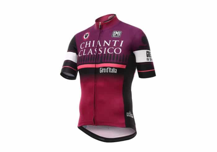 Maillot Chianti Giro de Italia 2016 perfil