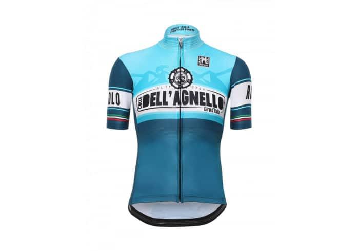 Maillot Dell'Agnelo Giro de Italia 2016 delante