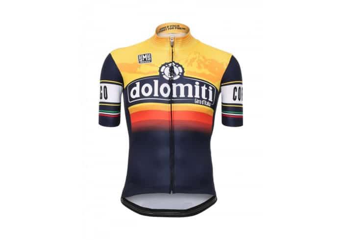 Maillot Dolomiti Giro de Italia 2016 delante