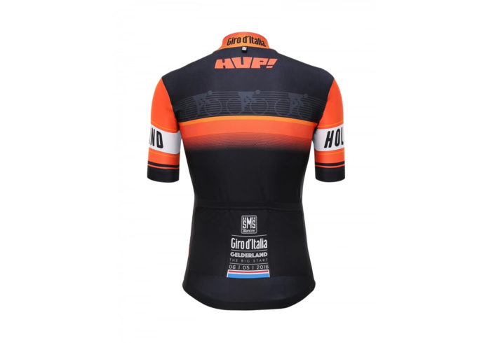 Maillot Gelderland Giro de Italia 2016 trasera