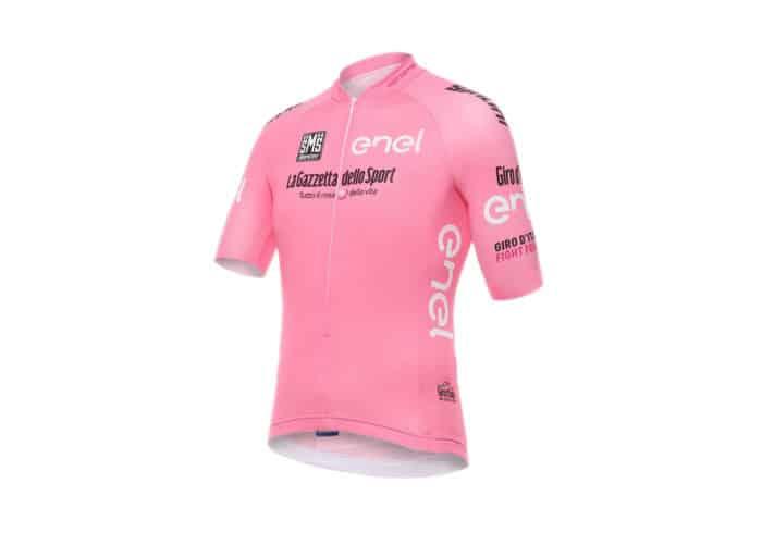 Maillot Giro de Italia 2016 perfil