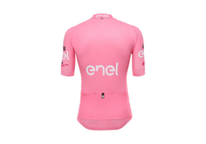 Maillot Giro de Italia 2016 trasera
