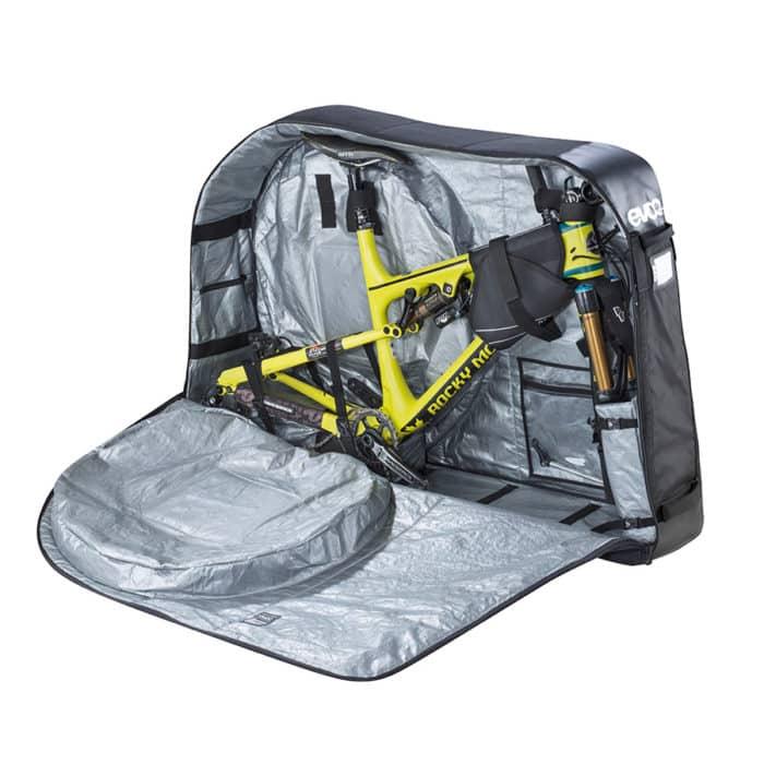 Maleta bicicleta EVOC