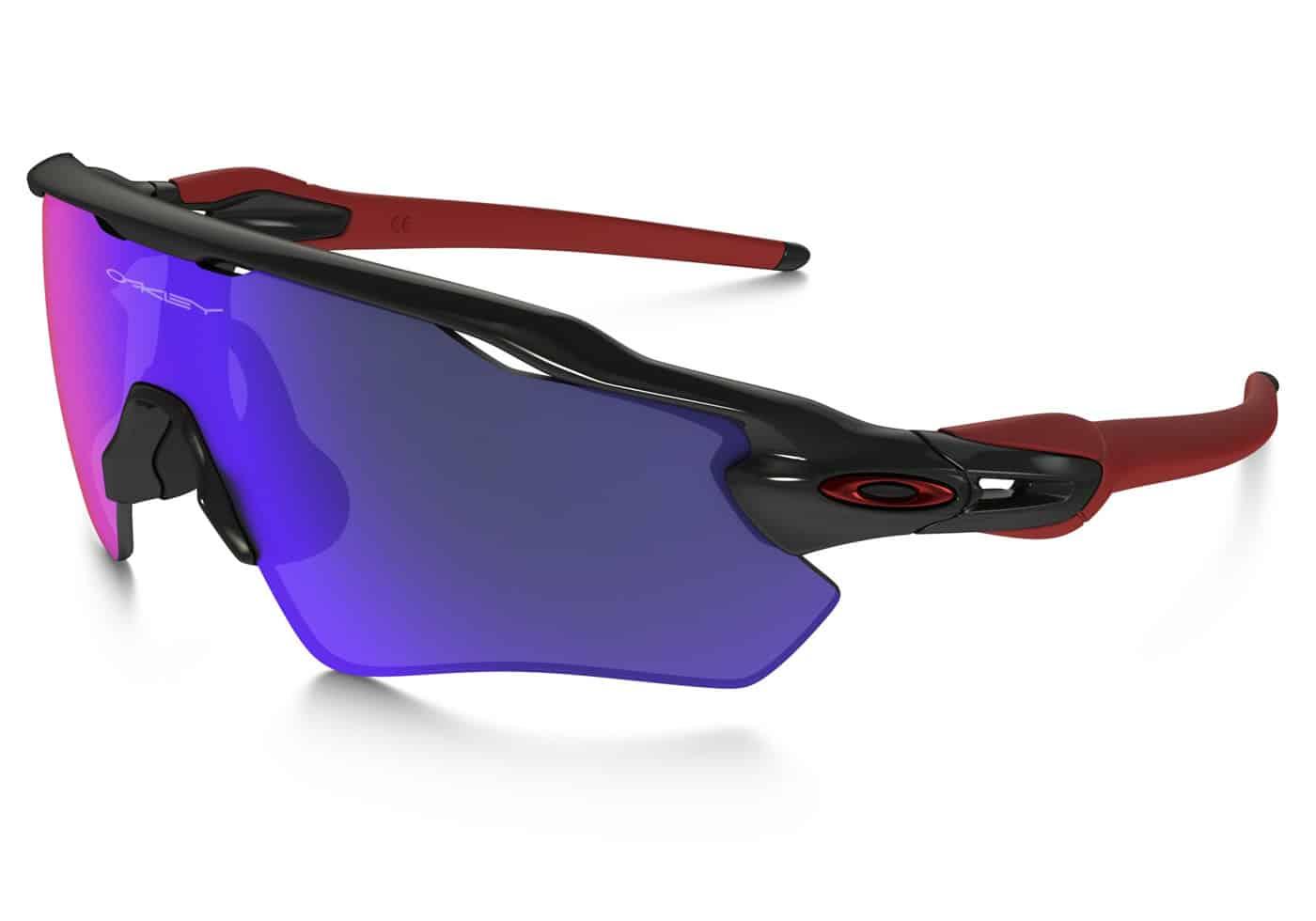 Gafas Oakley RADAR EV PATH rojas