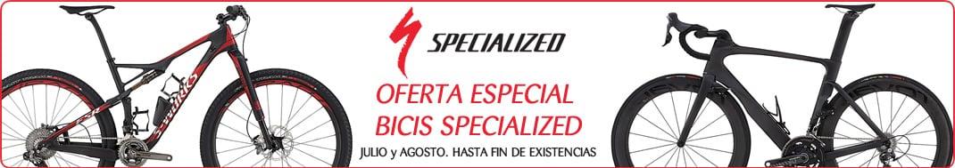 Oferta en bicicletas Specialized. Bicicletas Specialized baratas