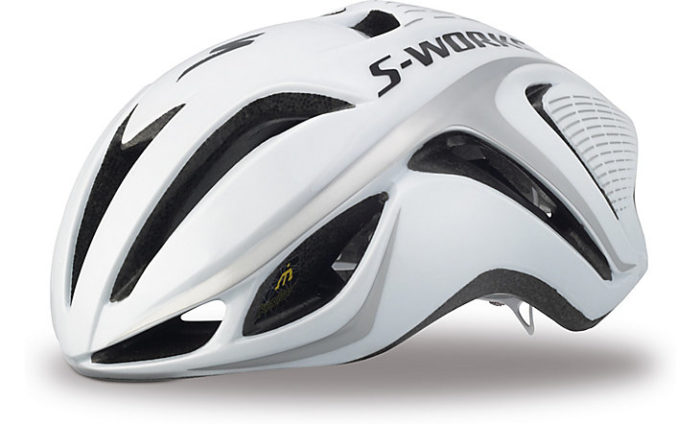 Casco S-WORKS EVADE BLANCO