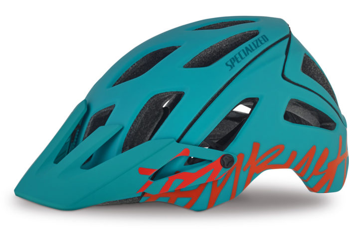Casco Specialized Ambush 2017 azul