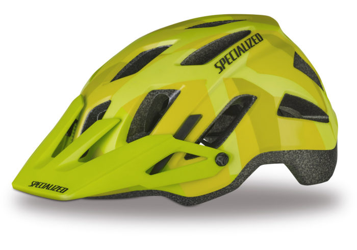 Casco Specialized Ambush comp 2017 fluor