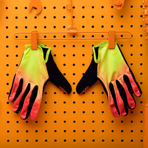 Guantes specialized grail long finger torch edition exp