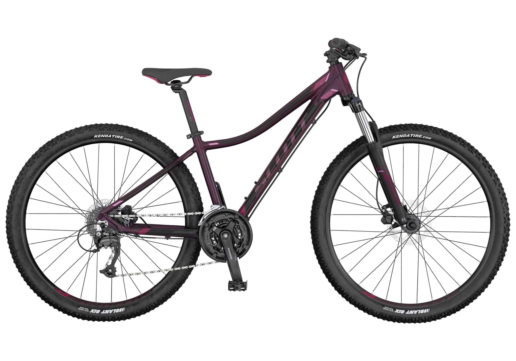 Scott Contessa 730. La Contessa 730 de SCOTT es una bicicleta de montaña sin suspensión trasera con características específicas para mujer. Esta bicicleta es ideal para ciclistas ocasionales y principiantes y cuenta con frenos de disco Tektro.