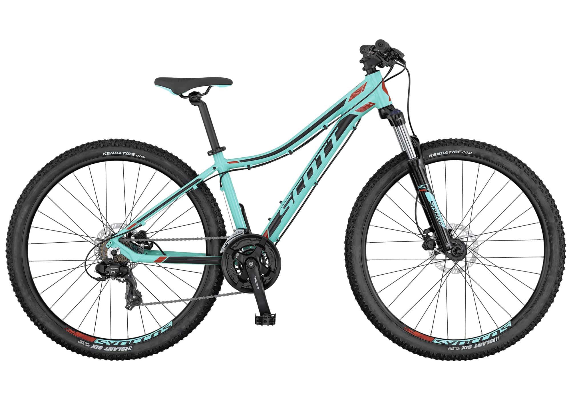 Scott Contessa 740. La Contessa 740 de SCOTT es una bicicleta de montaña sin suspensión trasera con características específicas para mujer y un precio asequible. Esta bicicleta es ideal para ciclistas ocasionales y principiantes y cuenta con frenos de disco Tektro.