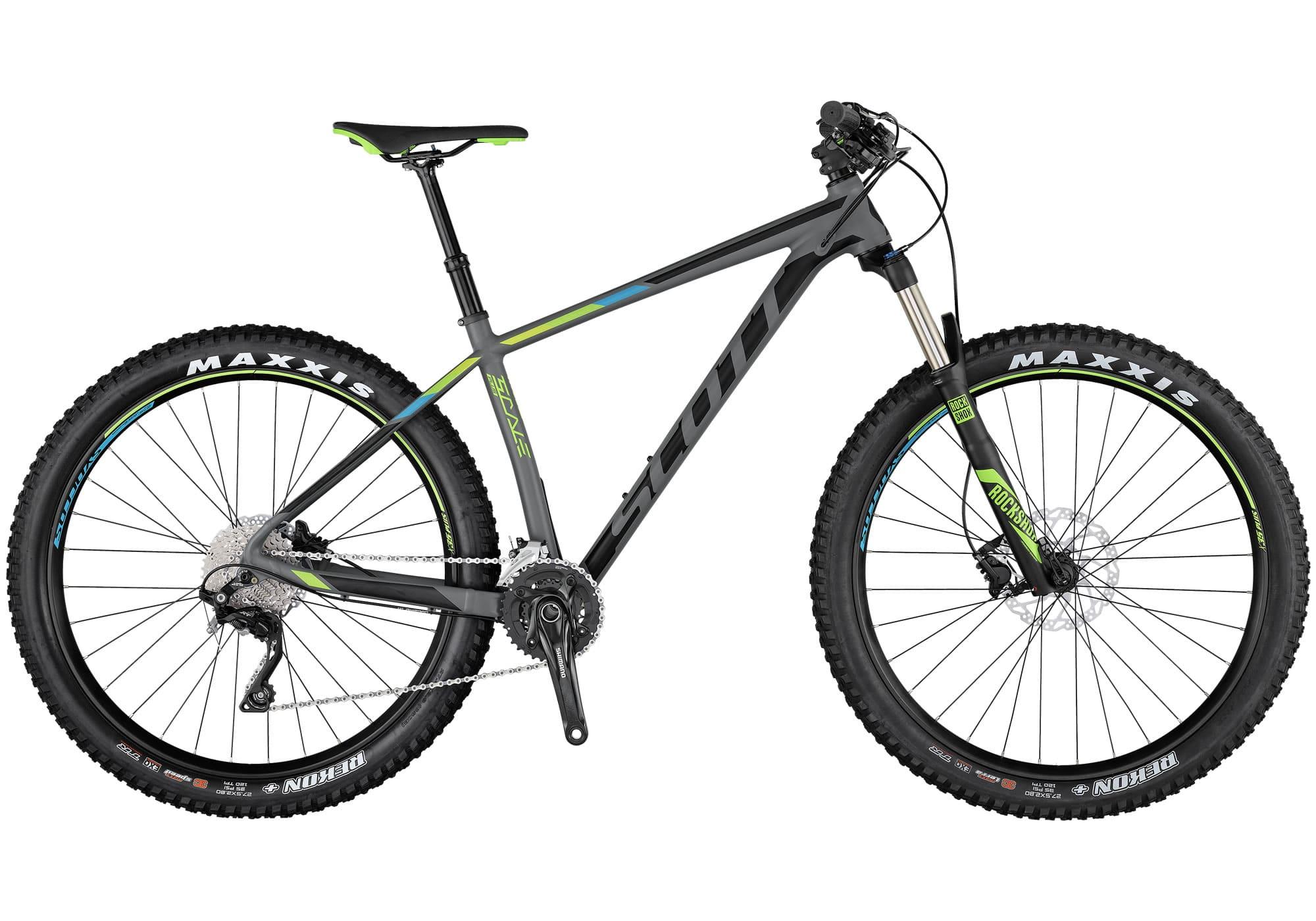 Bicicleta de montaña Scott Scale 720 Plus 2017. Nueva e ...