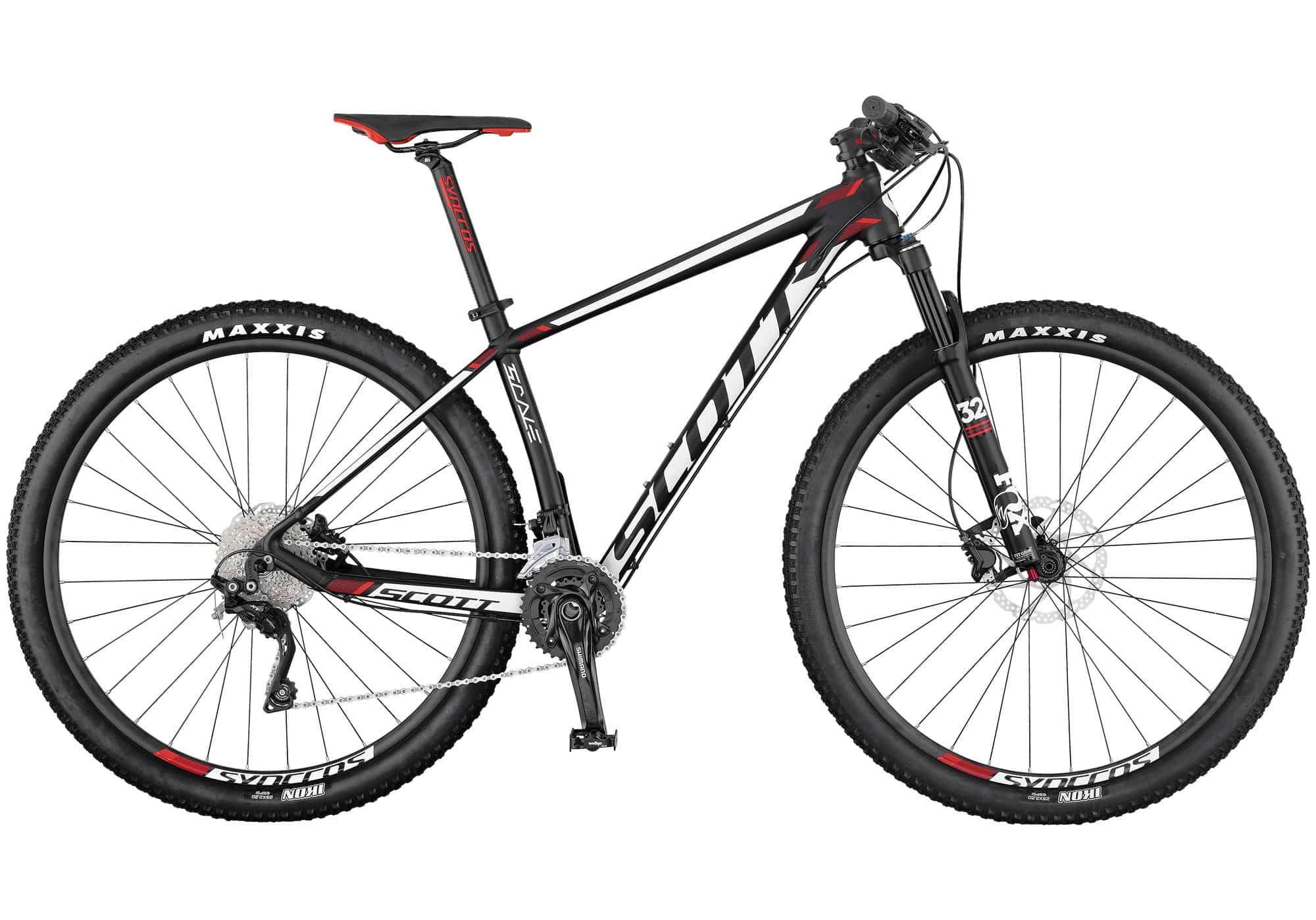 Bicicleta de montaña Scott Scale 950 2017. Nueva e Impresionante !!!