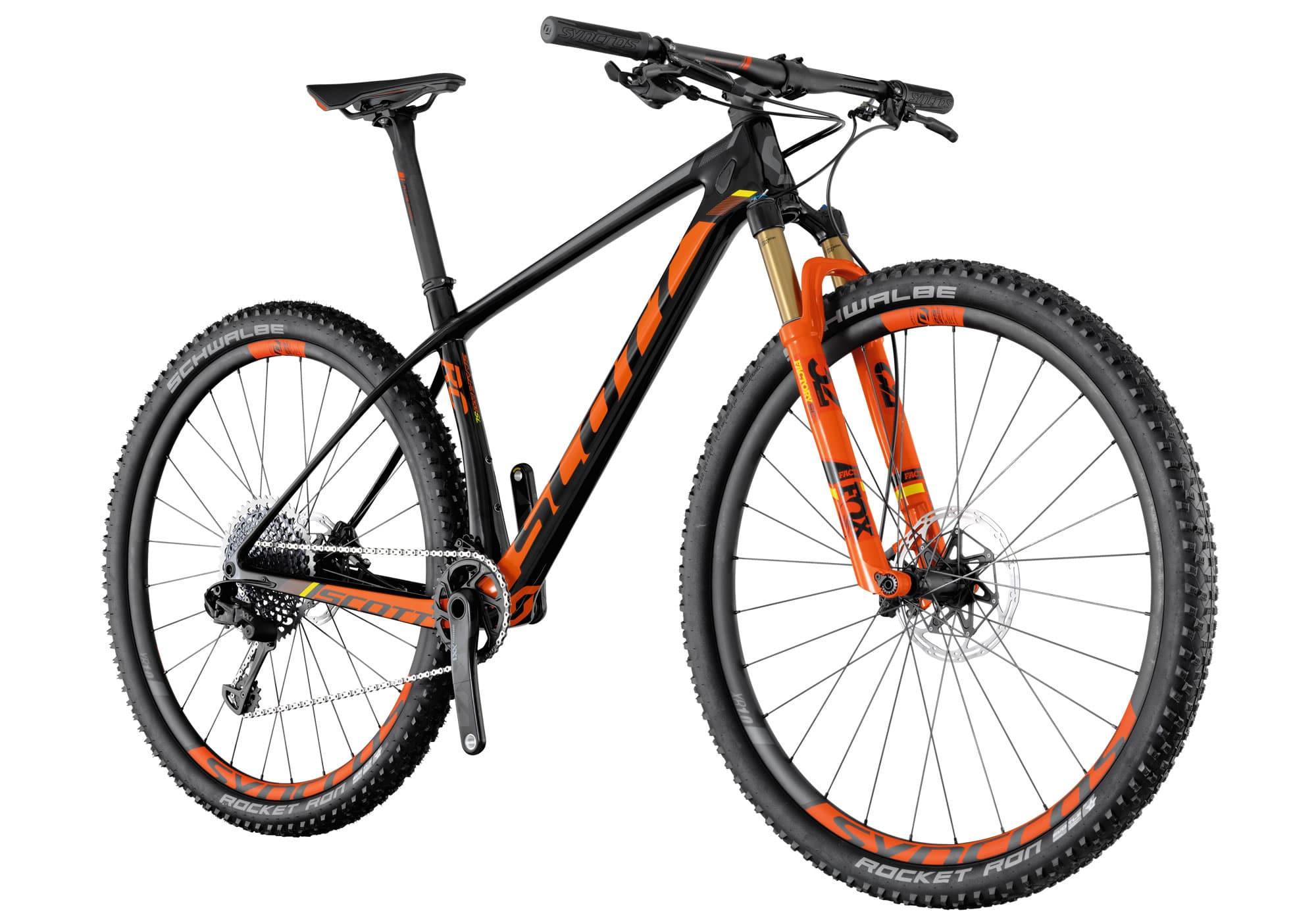 Bicicleta de montaña Scott Scale RC 900 2017. Nueva e Impresionante !!!