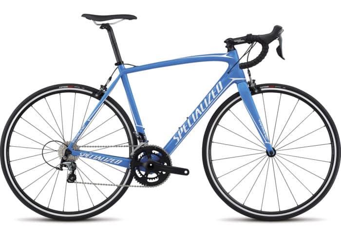 Specialized Tarmac SL4 2017 azul