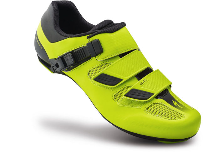 zapatillas de ciclismo specialized elite fluor