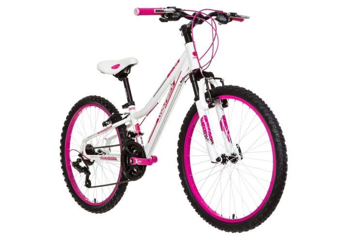 Bicicleta niña 24 pulgadas evs-ty21-s