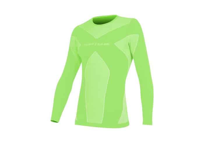 296ce6ead2 camiseta-termica-manga-larga-spiuk-top-ten-verde
