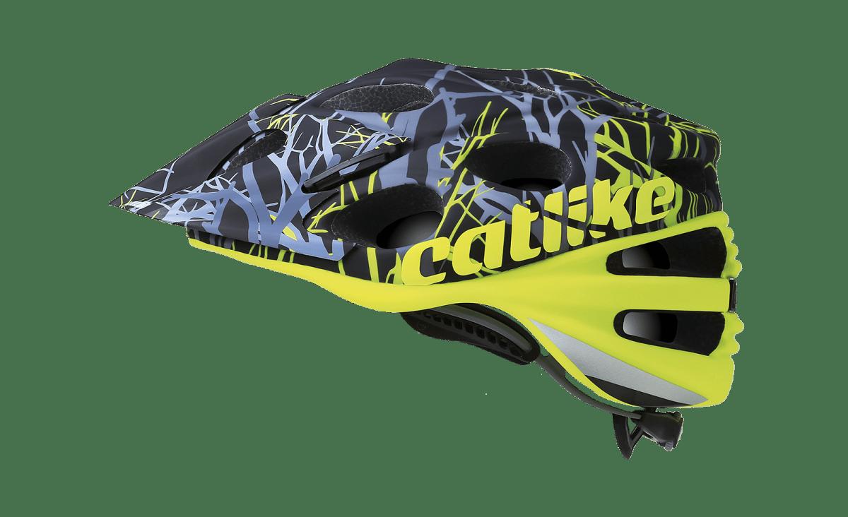 El Leaf 2C reúne todas las prestaciones que convierten al Leaf en un casco Mountain Bike de gran calidad y lo mejora gracias a la construcción en doble carcasa, presente en los modelos tope de gama Catlike. El uso de esta tecnología en el momento de la inyección aporta al Leaf 2C una mejor absorción de impactos en el área inferior del casco, una parte muy delicada por ser propensa a la recepción de golpes.