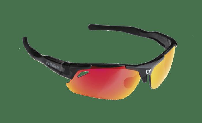 Gafas Catlike Sphynx 2017. Sphynx es una gafa que se adapta a los nuevos tiempos ofreciendo lo que los ciclistas buscan: comodidad, ligereza, protección y diseño atractivo. Su combinación de lentes con efecto espejo las convierten en un modelo atractivo con el que destacar en las salidas en bici.