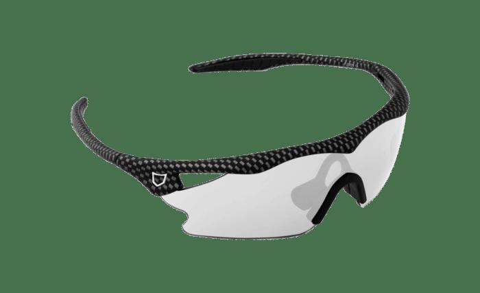 Gafas Catlike Fusion 2017. Con este modelo de líneas minimalistas, Catlike se lanzó al desarrollo de material capaz de competir con cualquier empresa del sector con muchos más años de experiencia.
