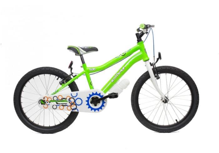 bicicleta para niño de 8 años