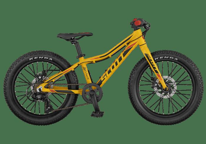 Bicicleta Infantil Scott Scale JR 20 Plus