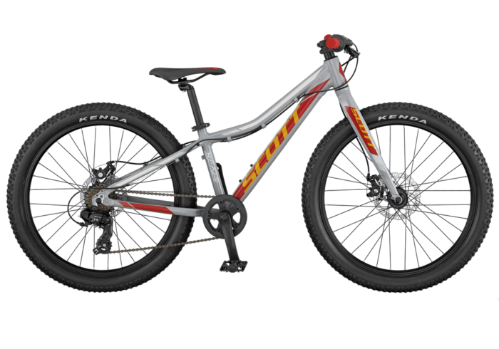 Bicicleta Infantil Scott Scale JR 24 Plus