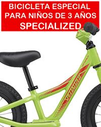 bicicleta para niños specialized