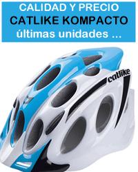 Casco ciclismo catlike kompacto