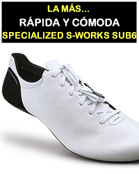 Zapatillas ciclismo Specialized S-WORKS SUB6