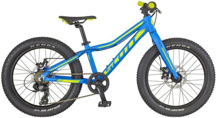 Bicicleta Infantil Scott Scale JR