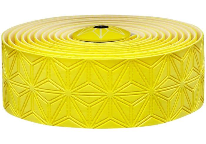 Cinta manillar Supacaz amarilla