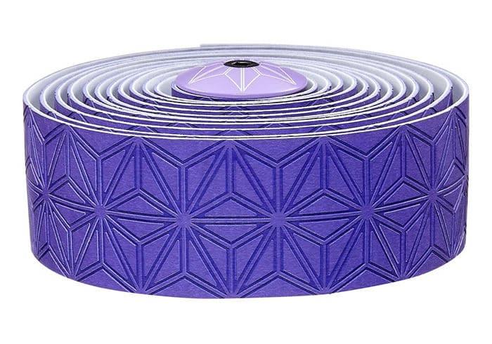Cinta manillar Supacaz violeta