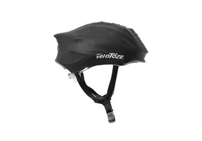 Cubrecasco ciclismo velotoze negro