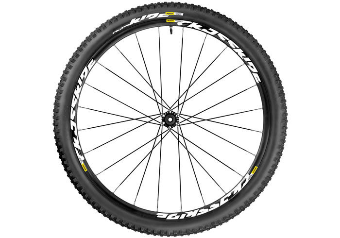 Ruedas Mavic MTB Crossride light delantera