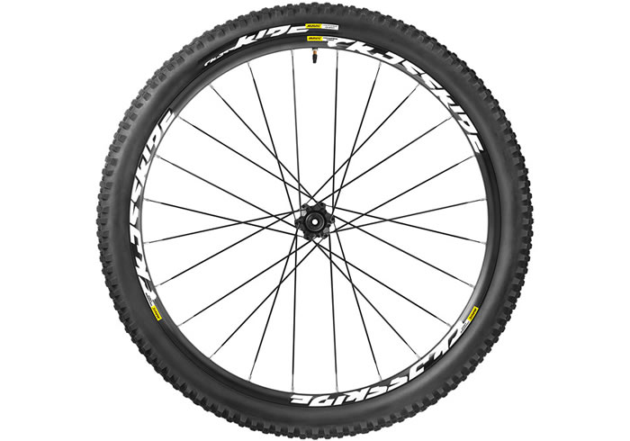 Ruedas Mavic MTB Crossride light trasera