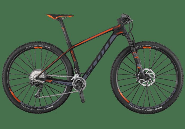 Bicicleta montaña Scale 710 2017