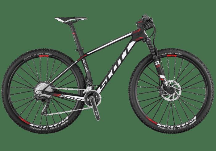Bicicleta montaña Scale 720 2017