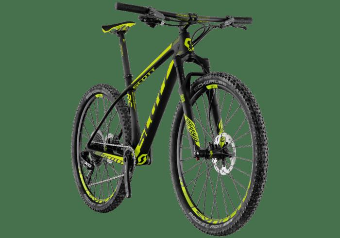 Bicicleta montaña Scale RC 700 World Cup 2017