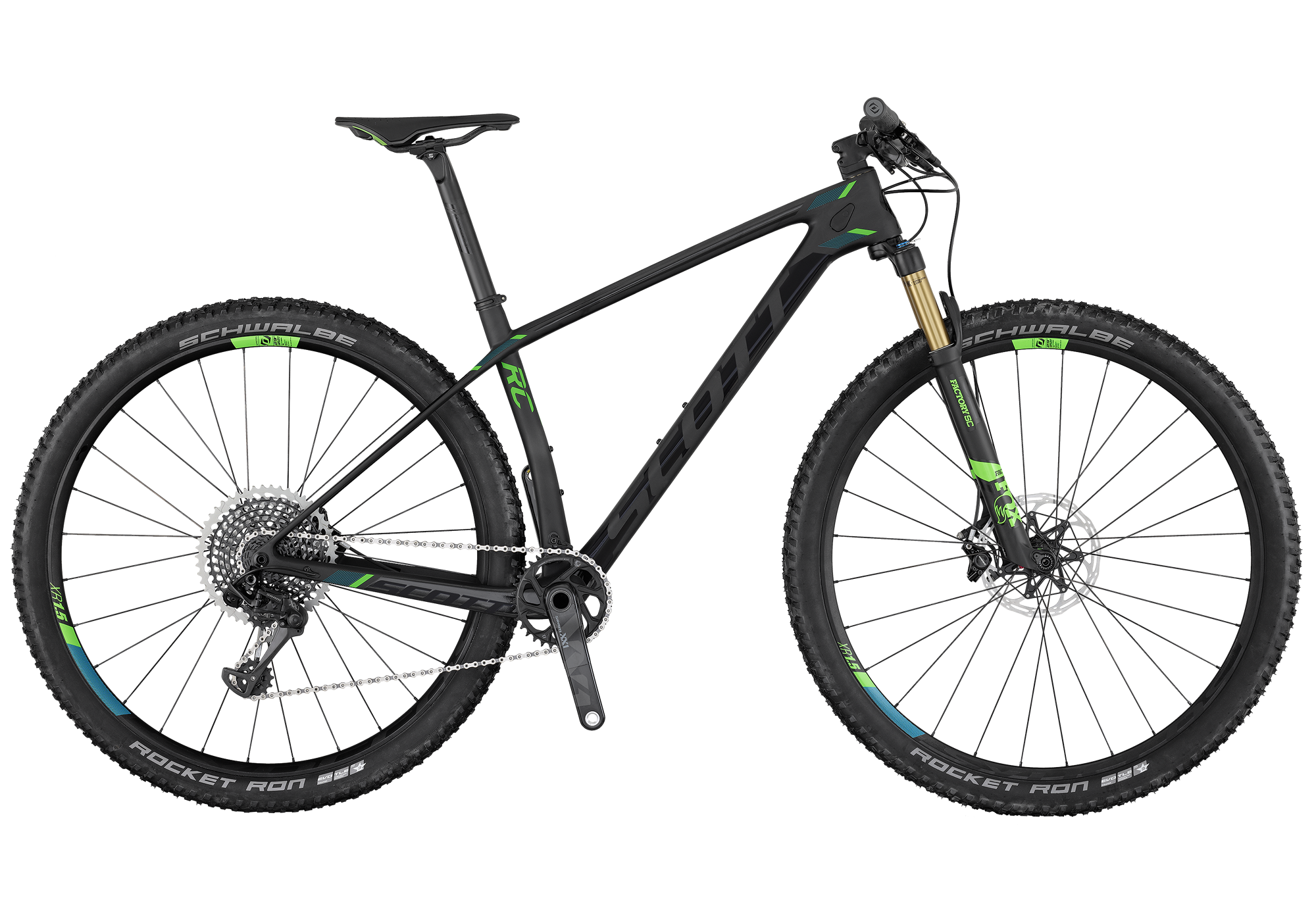 Bicicleta montaña Scale RC 900 Ultimate 2017