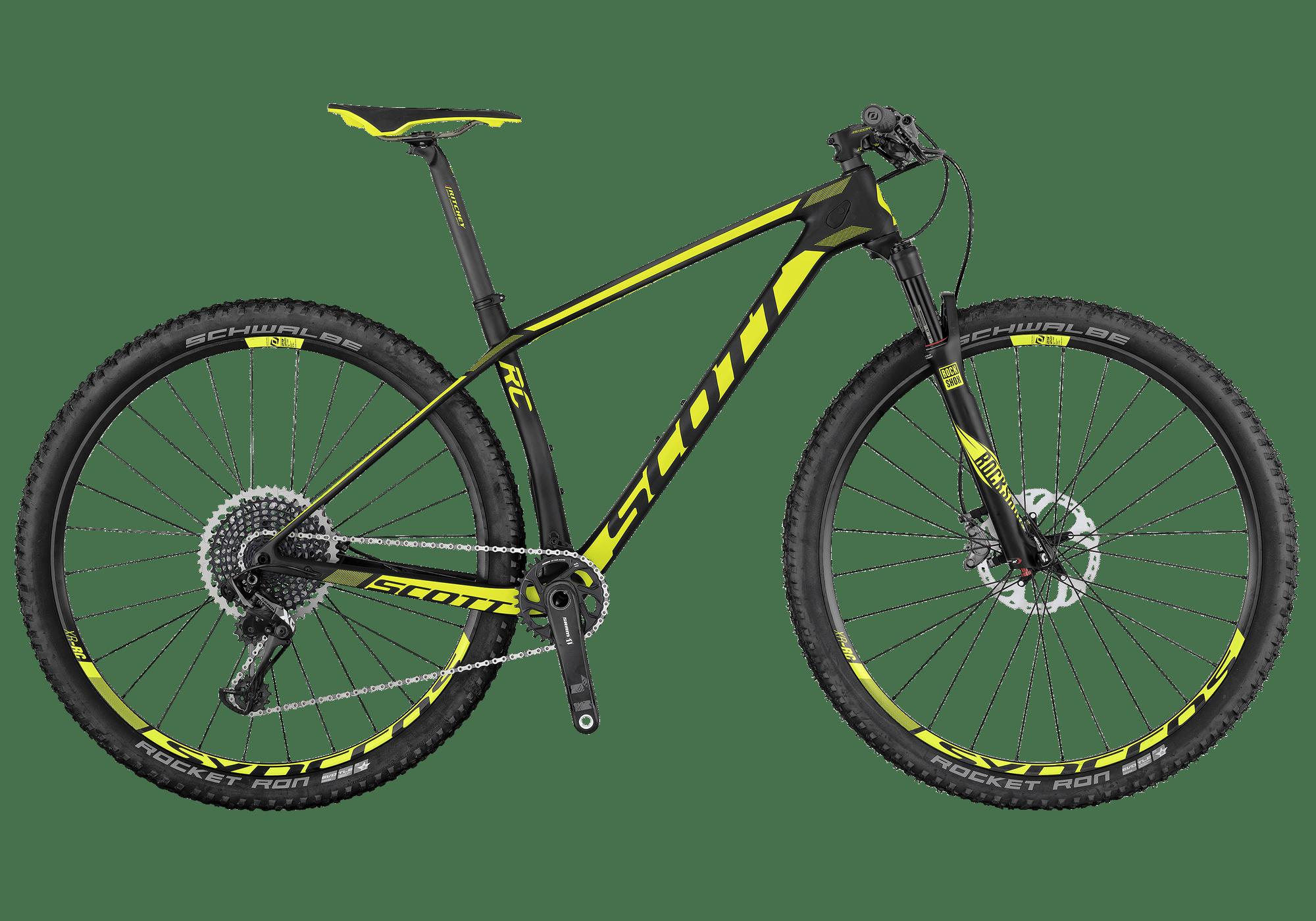 Bicicleta montaña Scale RC 900 World Cup 2017