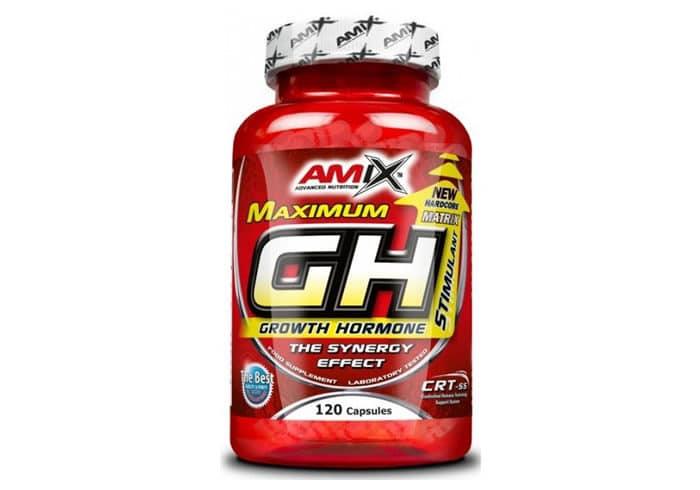 Estimulador Hormona del crecimiento GH