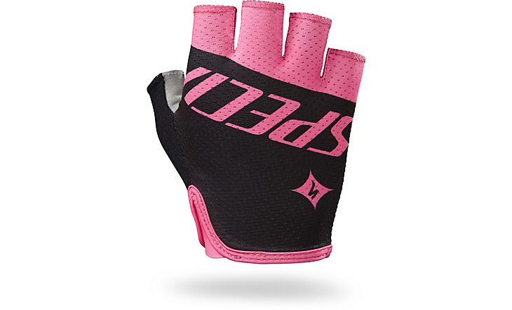 Guantes mujer Specialized Grail rosa I