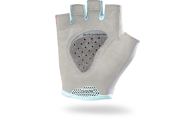 Guantes mujer Specialized Grail rosa II