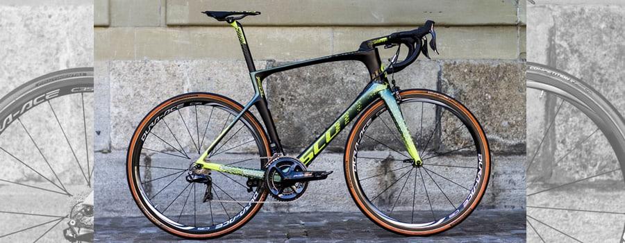 Scott Foil RC Paris-Roubaix 2017