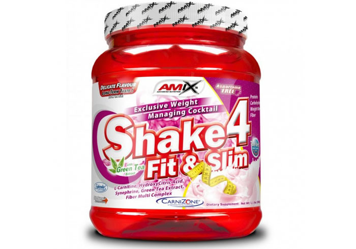 Control del apetito Shake4 Fit & Slim Amix