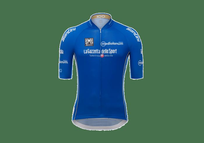Maglia Azul Giro de Italia 2017 I