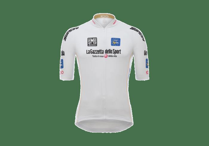 Maglia Blanca Giro de Italia 2017 I
