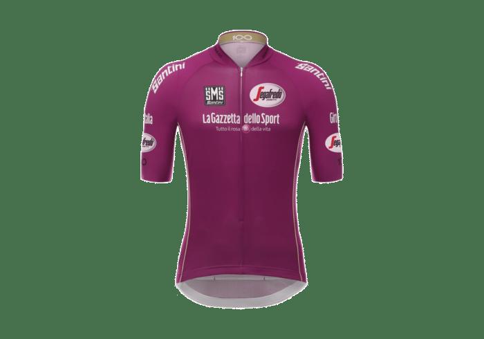 Maglia Roja Giro de Italia 2017 I